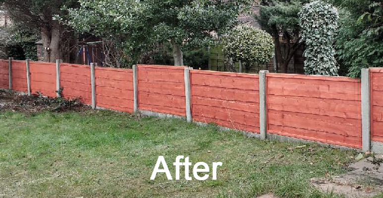 fence maintenance altrincham, cheshire