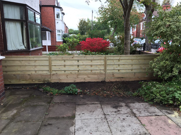 fence repairs altrincham, cheshire