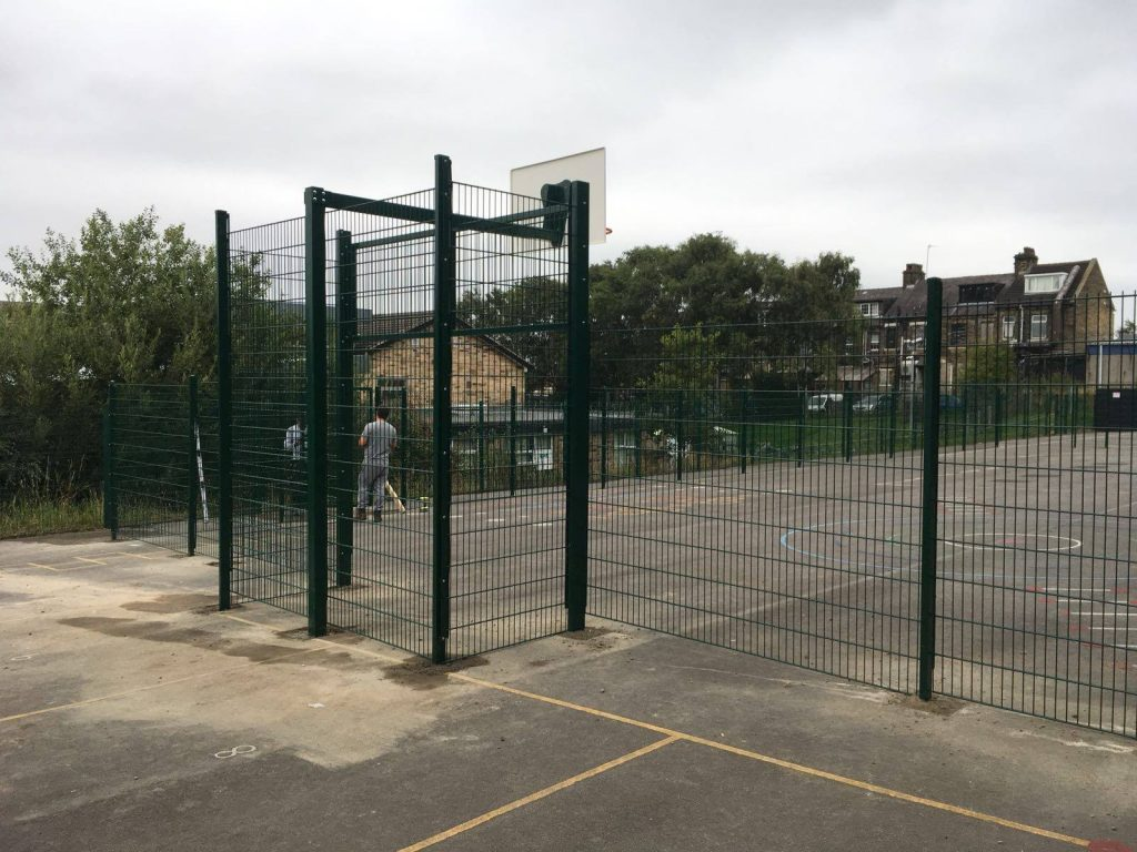 mesh fencing cheshire